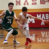 Masco vs Pentucket CAL Boys Basketball