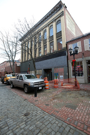 construction activity around Salem