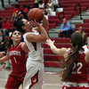 Salem vs Saugus NEC Girls Basketball