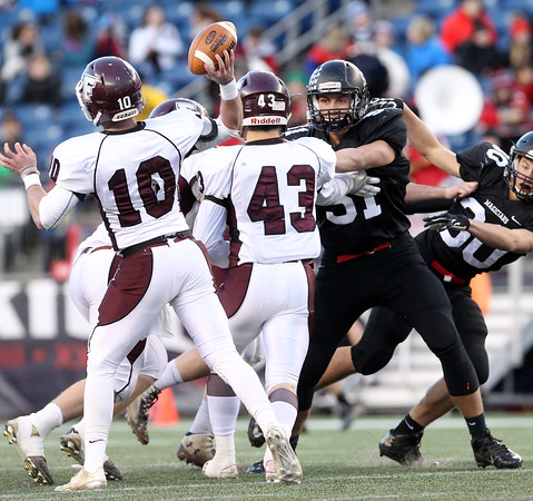 Marblehead vs Falmouth D2A State Championship