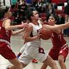 Salem vs Saugus NEC Girls Basketball