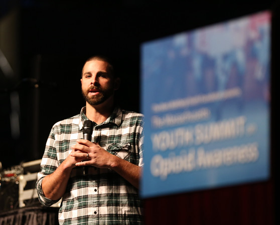 Youth Opioid Summit at UMass Lowell