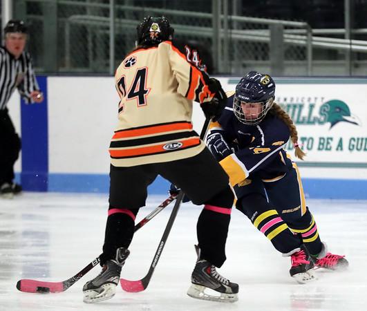 Beverly vs Andover Girls Hockey-Colleen Ritzer Memorial Game
