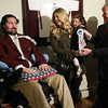 Pete Frates receiving NCAA Inspiration Award