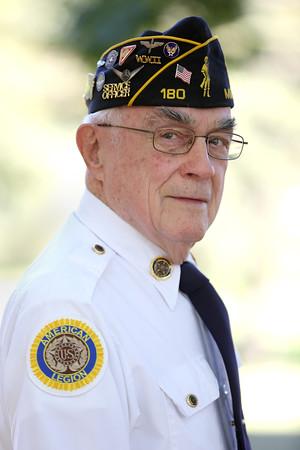 WWII veteran Bruce Eaton
