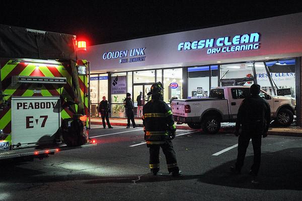 Fresh Clean Dry Cleaning car crash
