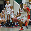 Everett vs Salem - girls basketball