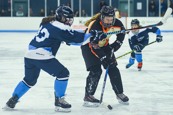 Peabody vs Beverly - girls hockey