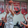 Beverly vs. Bishop Fenwick girls basketball at Masconomet tournament