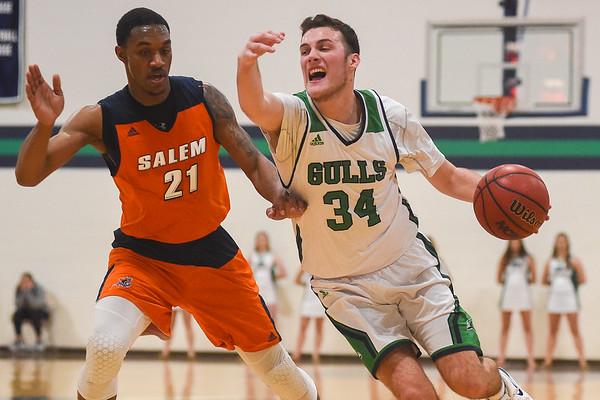 Salem State U vs Endicott College