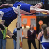 Danvers at Beverly boys/girls indoor track meet