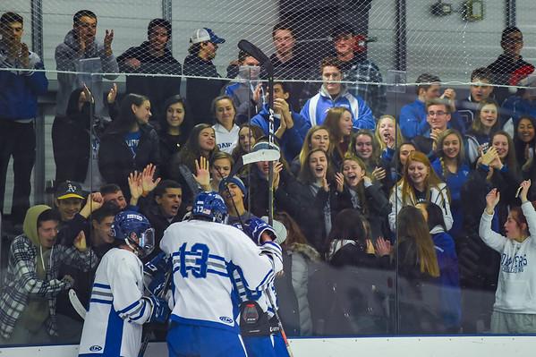 Marblehead vs Danvers - boys hockey