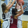 Gloucester at H-W girls hoop for GDT and SNEWS