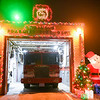 Peabody fire stations deck the halls for the first ever station decorating competition