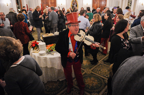 Salem Children's Charity 25th anniversary holiday party, a fundraiser