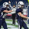 St. John's Prep in Division 1 Super Bowl at Gillette Stadium vs. Catholic Memorial