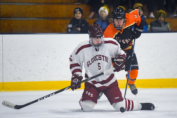 Opening round of the Cape Ann Savings Bank Holiday Tournament in Gloucester