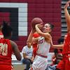 Everett vs Salem - girls basketball