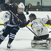 Swampscott vs Peabody boys hockey