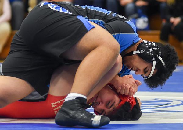 Everett vs Danvers - wrestling meet