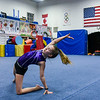 Hamilton-Wenham gymnastics team practicing for area gymnastics season preview running Friday