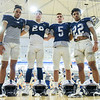 St. John's Prep football preview: Peter Wiehe, Gus McGee, Tripp Clark, Anthony Fagan, Matt Mitchell Matt Duchemin, Joenel Auguero, and Pat Nistl