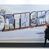 """Distinctively Northshore"" Mural at the Northshore Mall"