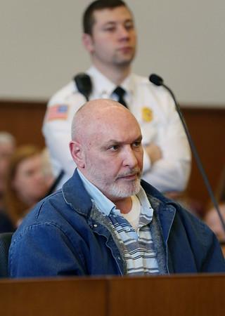 Brandon Hoar stands to receive sentencing