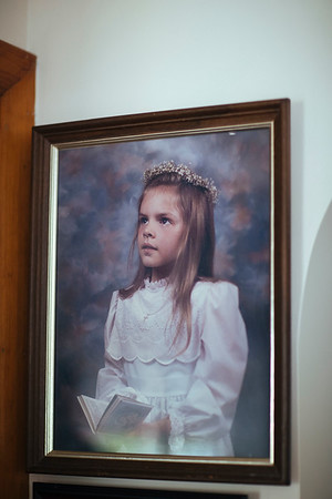 A picture of Jennifer Harris as a young girl (more detail for this shot might be good). Jared Charney / Photo