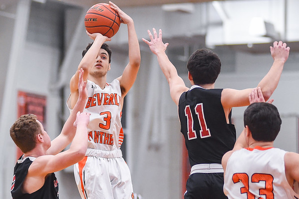 Marblehead vs Beverly - boys basketball