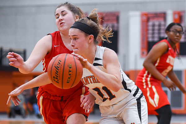 Everett vs Beverly - girls basketball