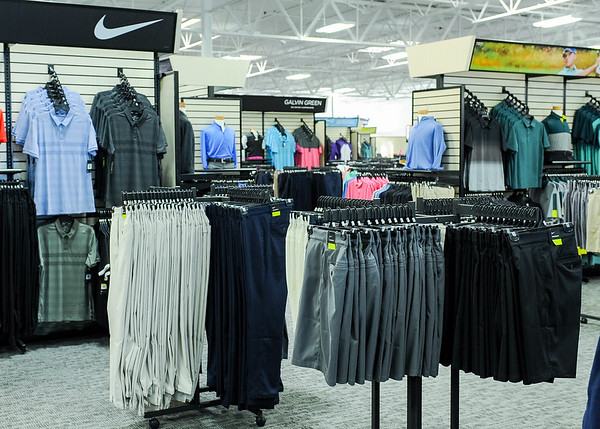 PGA Tour Superstore opens just in time for the Super Bowl!