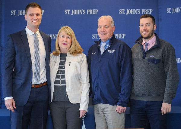 New athletic director at St. John's Prep being announced
