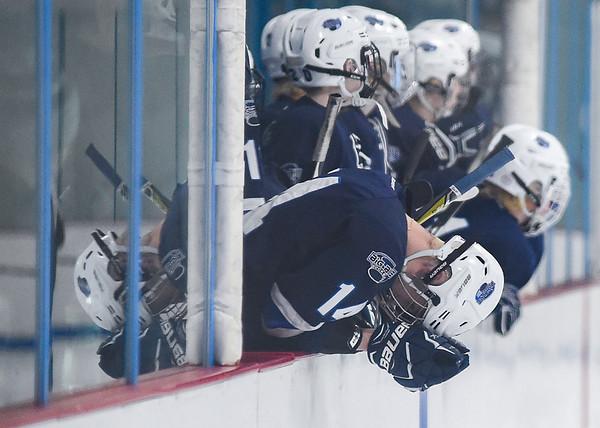 Swapmscott vs Shawsheen hockey