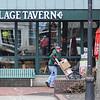 Village Tavern sandwich board
