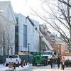 Peabody Essex Museum construction