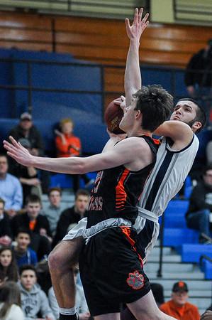 Peabody vs Beverly - boys basketball