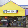 A look at the new Bonkers plaza at 535 Lowell St. in Peabody