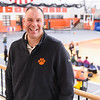 Beverly High School teacher Ben Goodhue has been named physical education teacher of the year