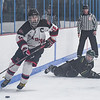 Marblehead vs Pentucket hockey
