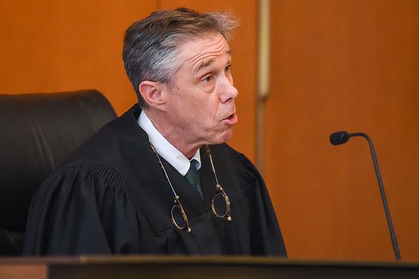 Axel Scherer sentencing for murdering his wife, Edie Black-Scherer