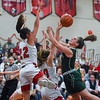 Pentucket vs Masconomet - girls basketball