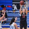 Marblehead vs Peabody - girls basketball
