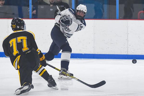 Hamilton-Wenham vs Latin Academy hockey