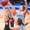 Marblehead vs Peabody - girls basketball