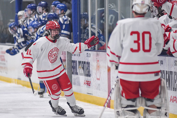 Masconomet vs. Danvers boys hockey 'Can-Do' Classic game