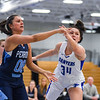 Peabody at Danvers girls varsity basketball game