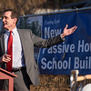 Passive House School Groundbreaking Ceremony at Waring School