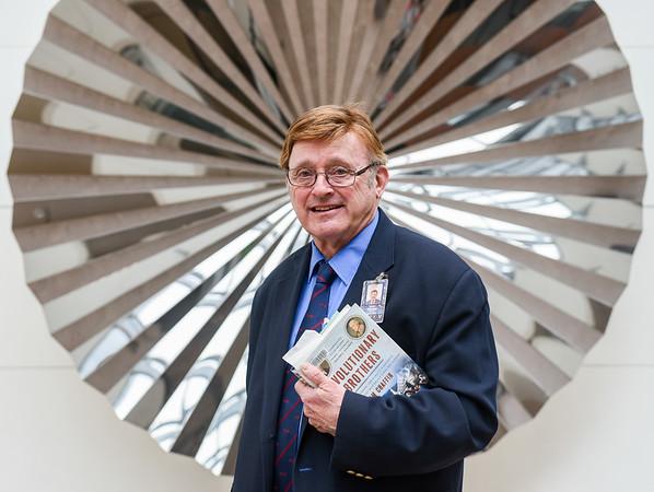 Tom Furey interview at the Peabody Essex Museum