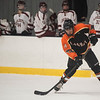 Beverly's Shane Cassidy takes a shot against Gloucester. Gloucester hosted Beverly at the Talbot Rink, routing the Panthers 7-1. RYAN MCBRIDE/Staff photo 2/15/20